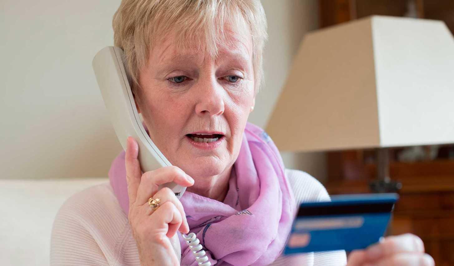 Как избежать телефонного развода
