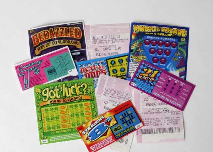 Моментальные Американские лотереи