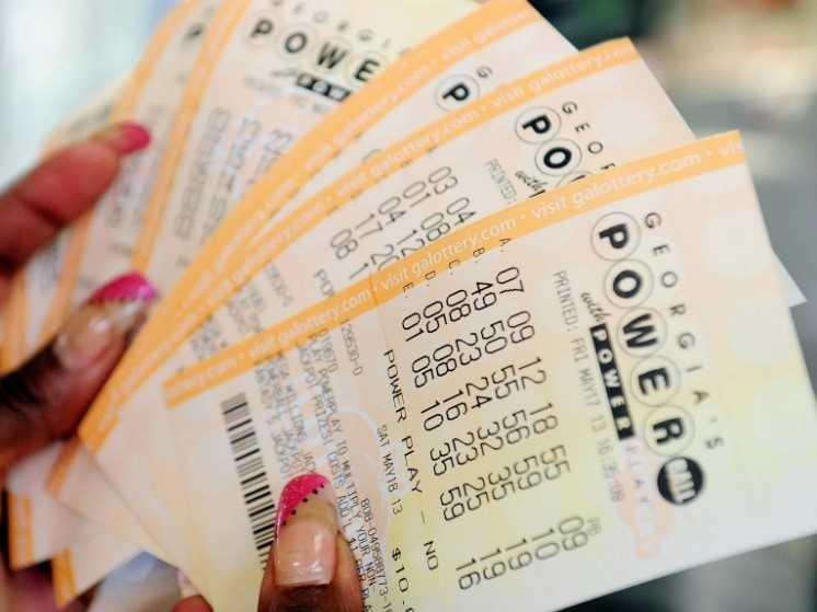Лотереи США