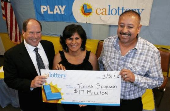 Вероятность выигрыша в California Super Lotto