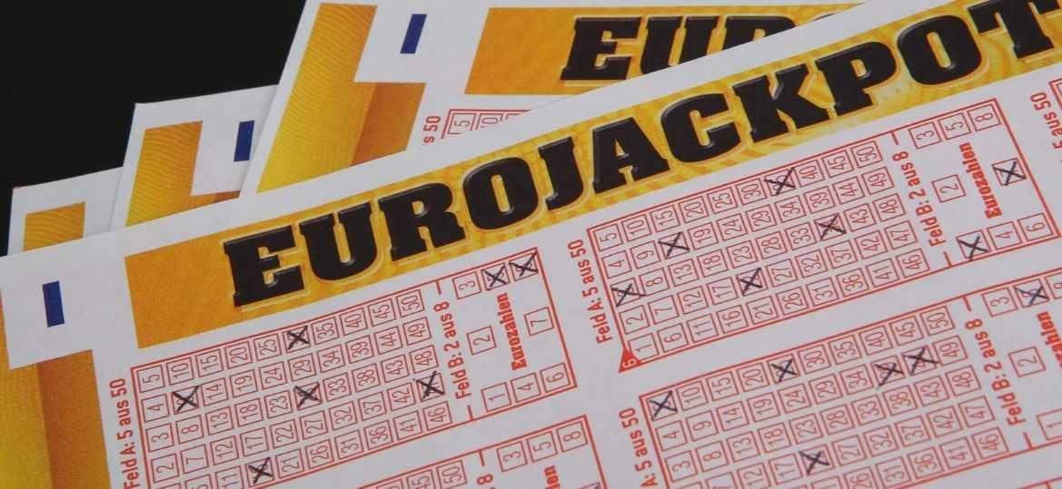 Европейские лотереи - евроджекпот