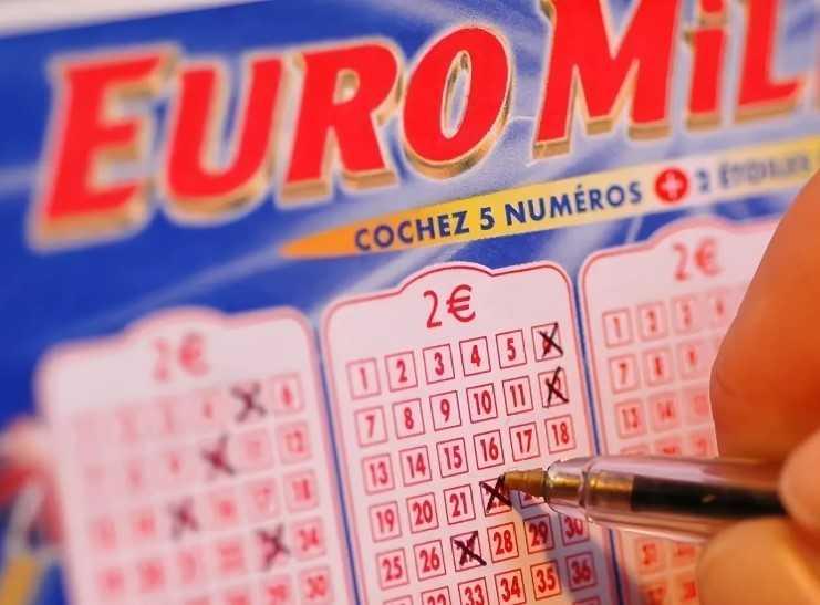 Европейские лотереи - евромиллионы