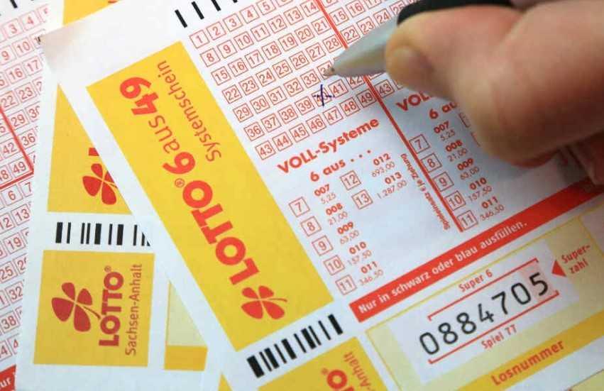 Национальные лотереи Европы