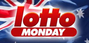 Австралийская лотерея Лото по понедельникам