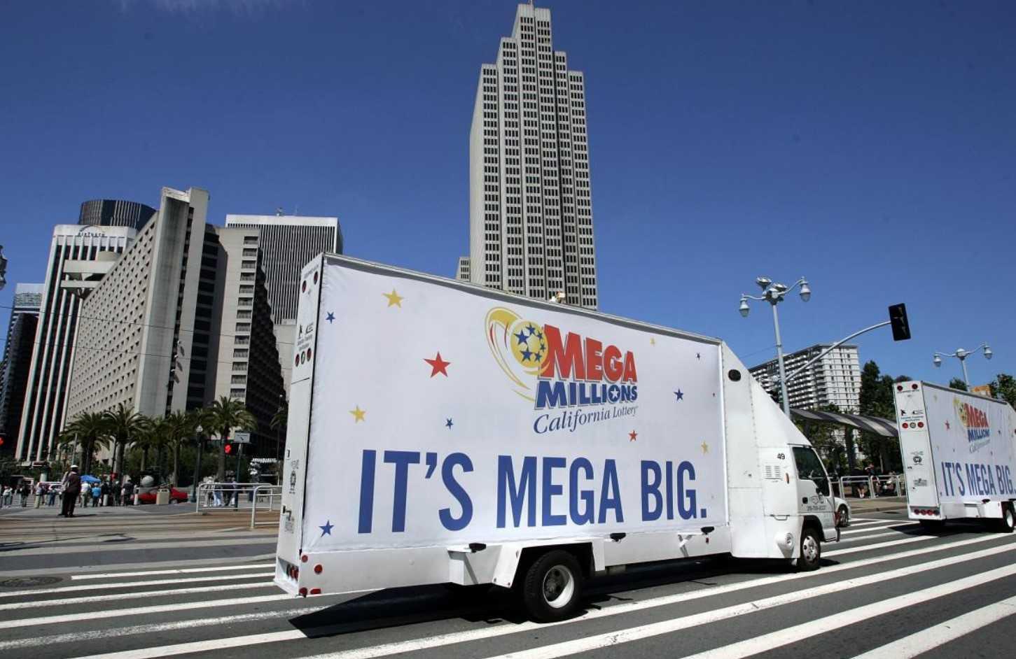 Mega Millions официальный сайт лотереи
