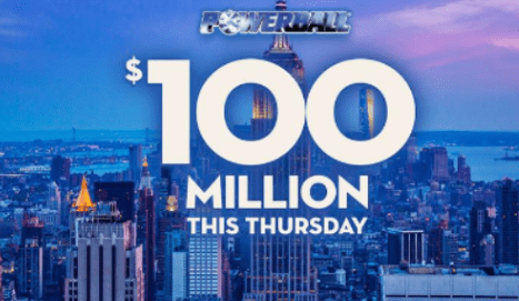 Призы в австралийской лотерее Oz Powerball